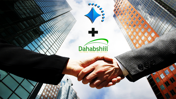 Upgrade Agreement with Dahabshiil Holding